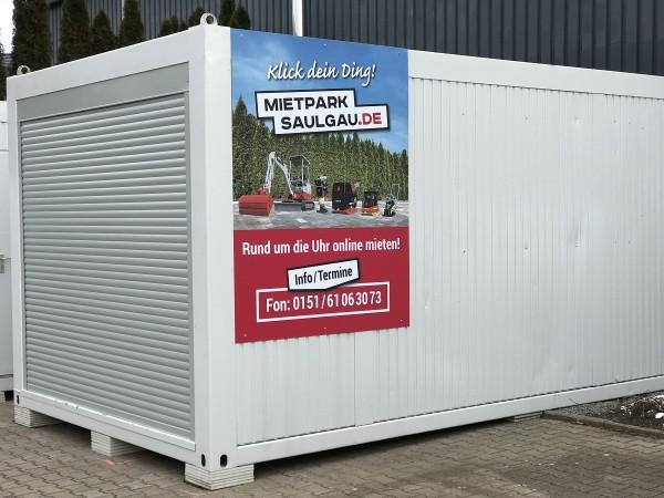 mietpark-saulgau-Container-mit-elektrischem-Rolltor-an-schmaler-Seite